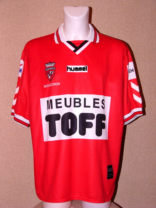 mouscron fc home with toff mouscron. Black Bedroom Furniture Sets. Home Design Ideas